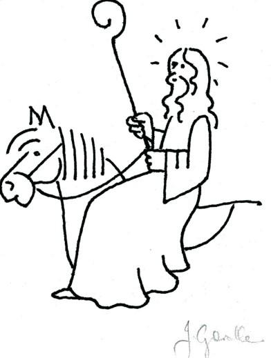 Saint-Aignan, le saint patron de Beaune